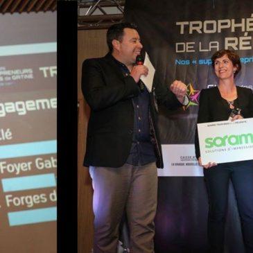 Trophée de la réussite «engagement humain» 2016