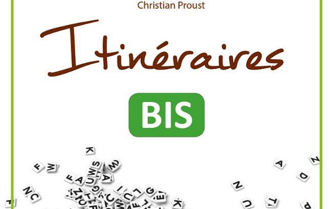 Couverture Itinéraires bis 1