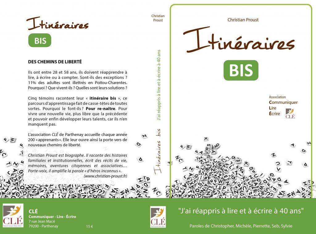 Couverture Itinéraires bis 1 et 4