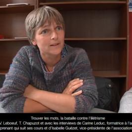 CLE à la télé : reportage de France 3 Poitou-Charentes