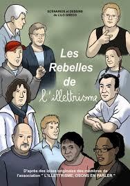 BD Les rebelles de l'illettrisme