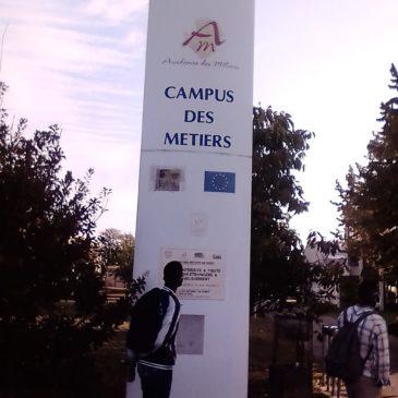 Découverte de métiers à Niort