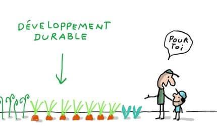 CLÉ et le développement durable