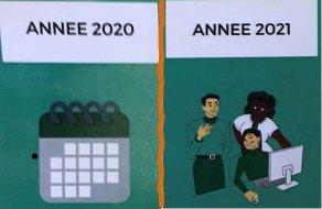 En 2020 et en 2021