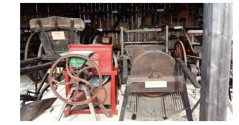 Découvrir le musée du patrimoine à Pompaire