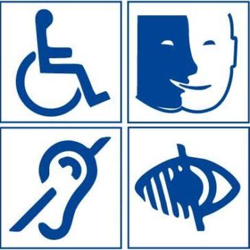 CLÉ et le handicap
