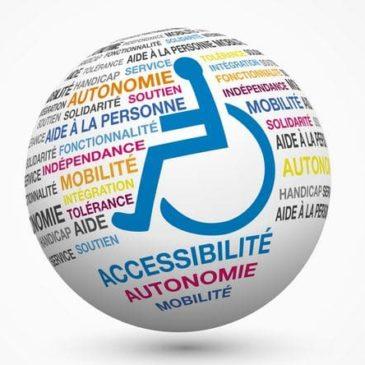 CLÉ et le handicap fin janvier 2021