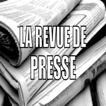 La revue de presse de Léa